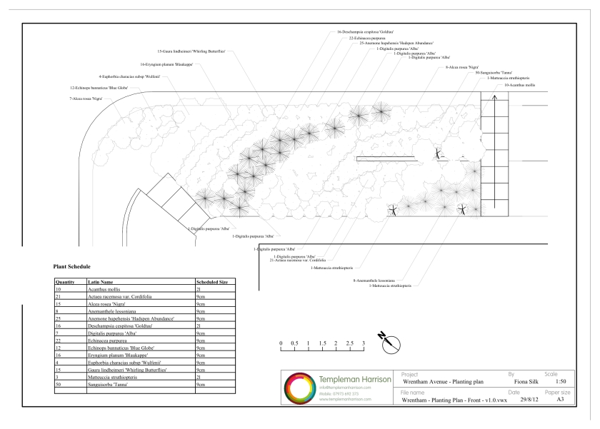 Wrentham - Planting Plan - Front side - v1.0 - hires