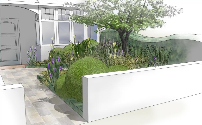 Wimbourne Gardens - Curvy - View 1 - Master